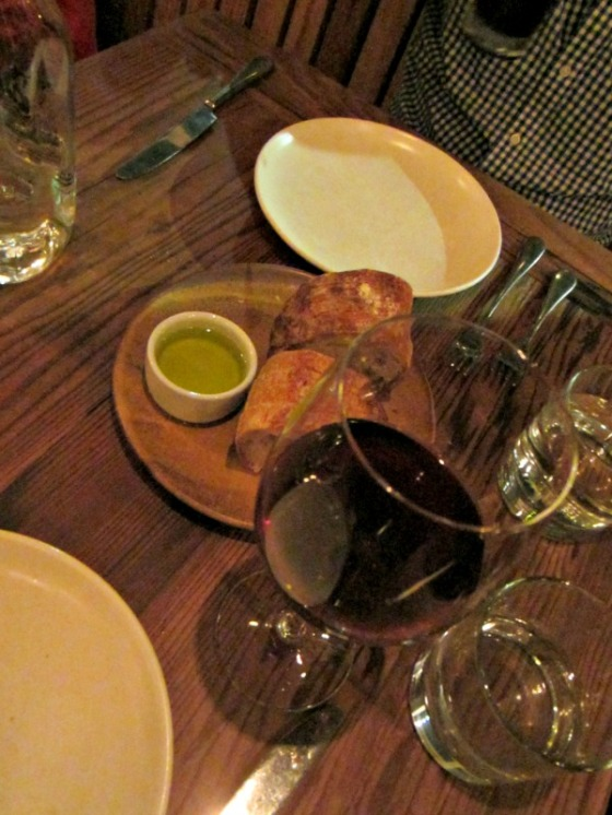 Gather Acme Bread Rockwall Red Wine