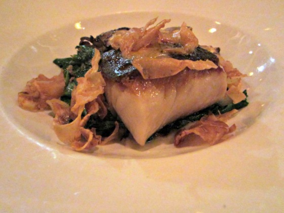 Gather Black Cod Broccoli Celery Root Maitake Mushroom