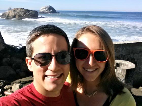 Ocean Beach Sutro Baths San Francisco Nathan Brittany