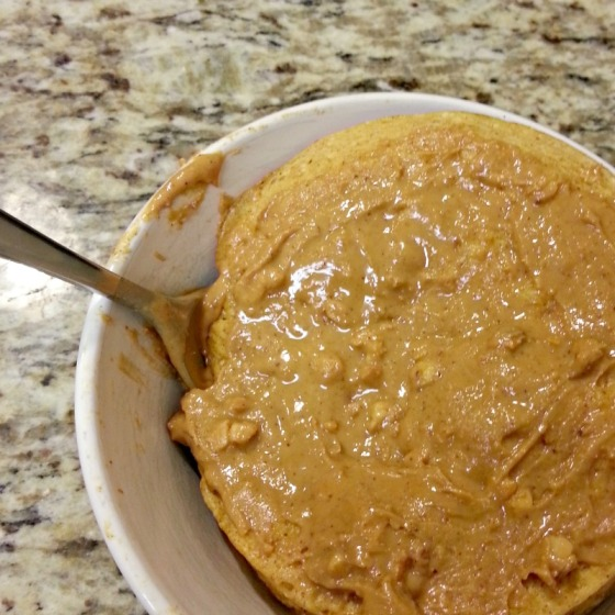 Pumpkin Protein Mug Cake Peanut Butter Co Old Fashioned Crunchy