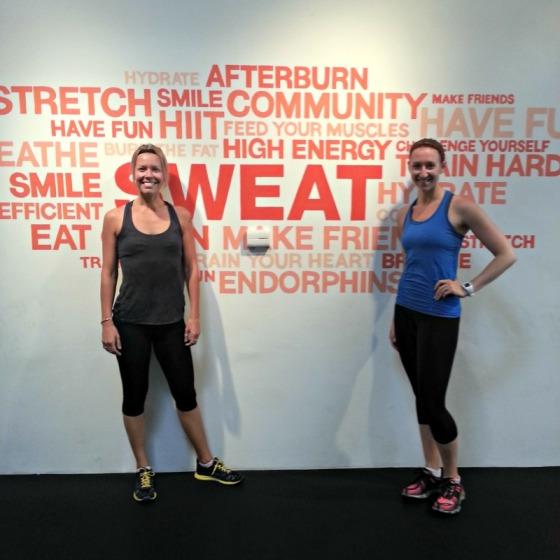 Sweat HIIT Melanie