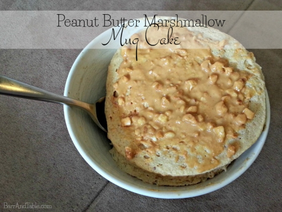 Cellucor Peanut Butter Mashmallow Whey Protein Mug Cake