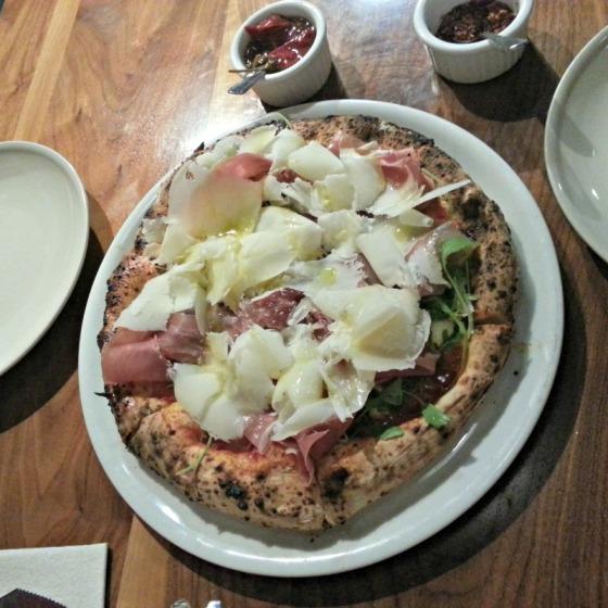 Il Casaro Proscuitto Pizza