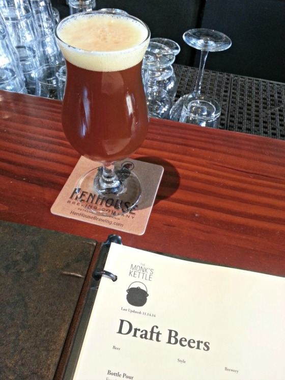 Monks Kettle Rye Saison
