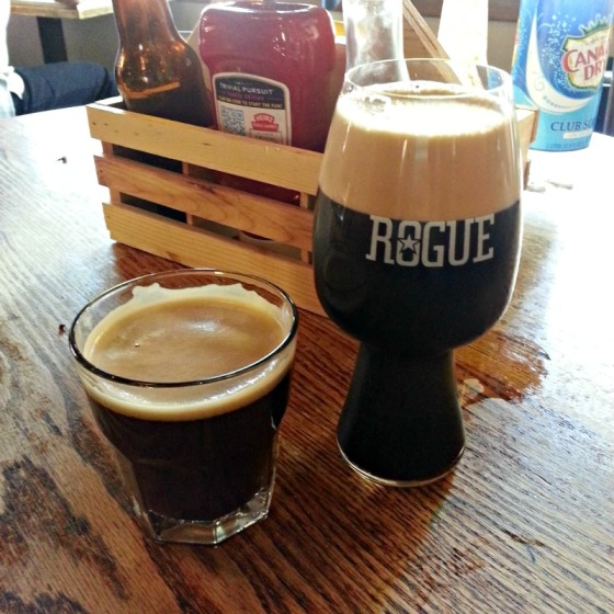 Rogue Shakespeare Oatmeal Stout Pumpkin Patch Ale