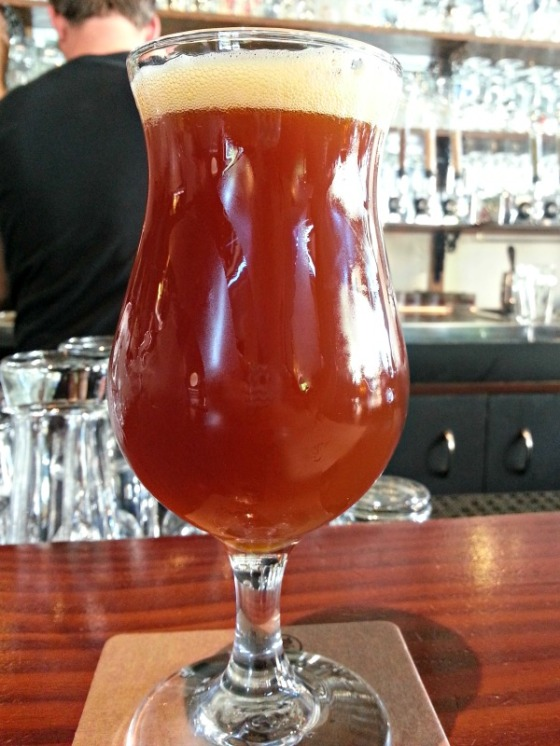 Rye Saison Beer The Monk's Kettle