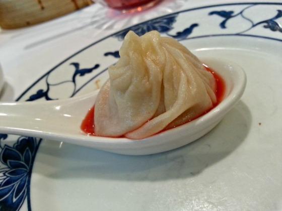 Shanghai Pork Dumpling Yank Sing