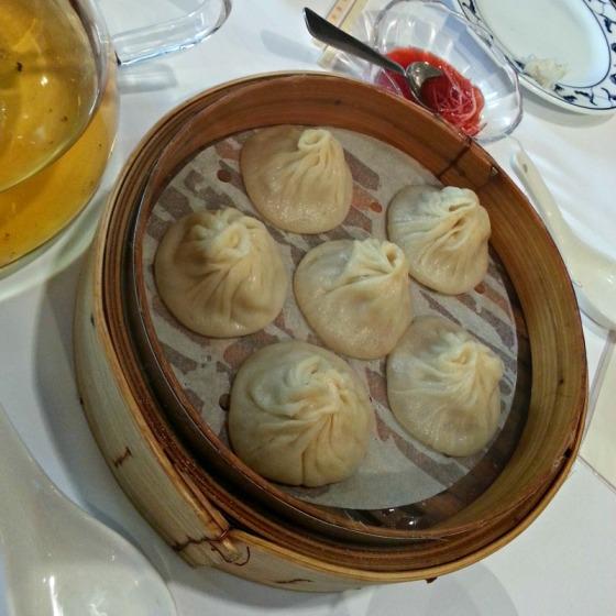Yank Sing Shanghai Pork Dumplings