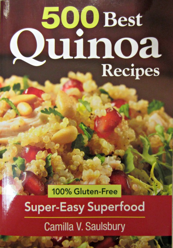 500 Best Quinoa Recipes Camilla Saulsbury
