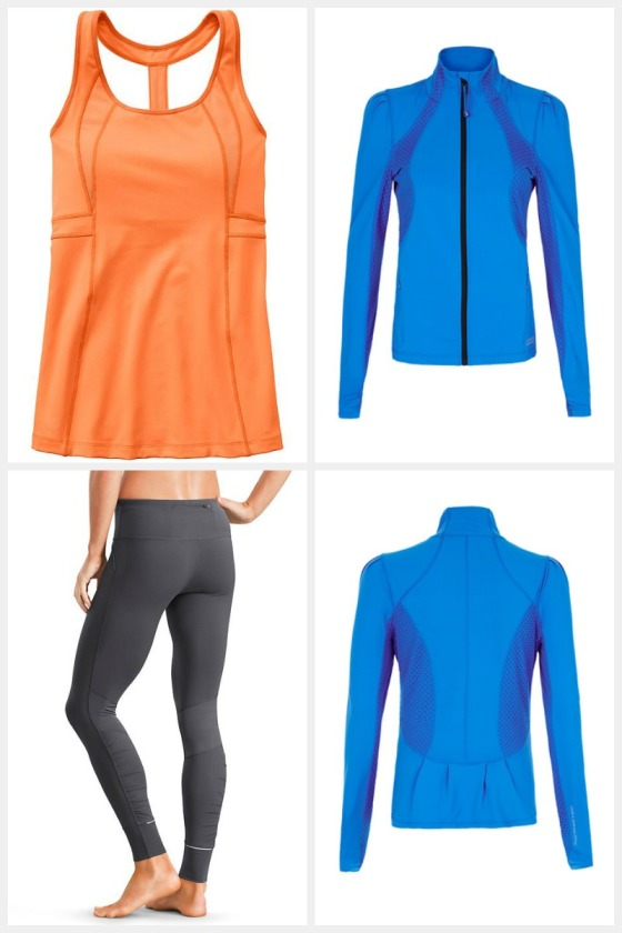 Athleta Stunner Tank Relay Tights Lorna Jane Pria Excel Jacket