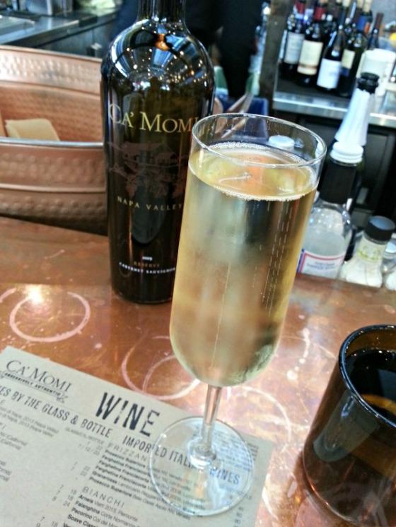 Ca'Momi Sparkling Wine