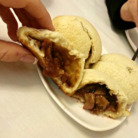 Lai Hong Lounge BBQ Baked Pork Buns