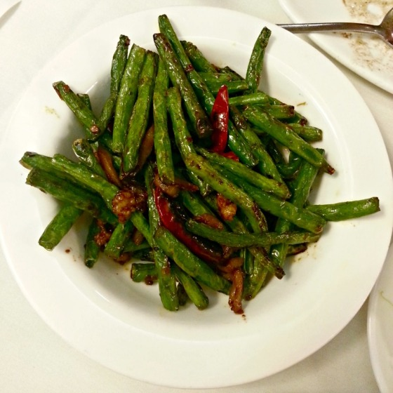 Lai Hong Lounge Dry Braised Green Beans