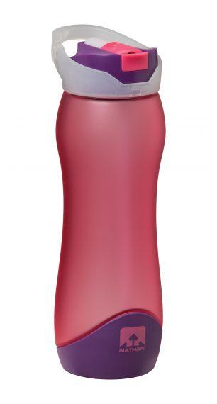 Nathan Streamline Frosted Tritan Bottle