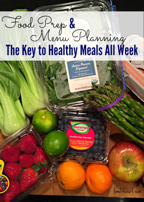 2 Steps to Make Healthy Eating a Reality Love Life Surf