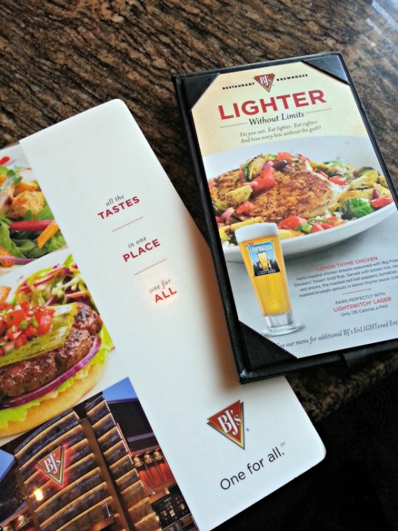 BJ's Brewhouse Lighter Without Limits