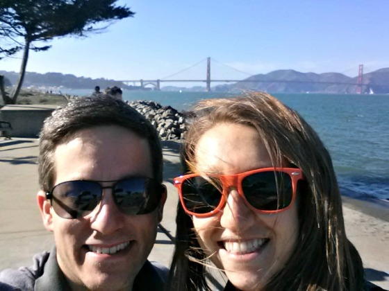 Golden Gate Bridge Nathan Brittany
