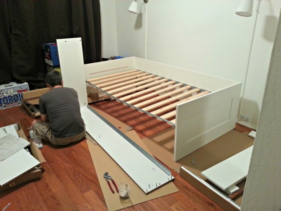 Nathan Ikea Day Bed