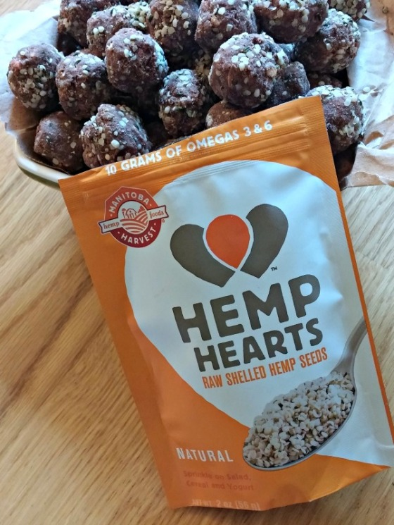 Manitoba Harvest Hemp Hearts Chocolate Berry Super Power Bites | Barr & Table