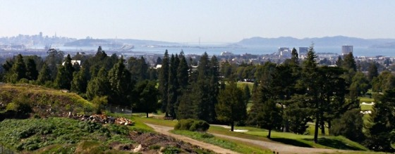 Mountain View Cemetary Oakland California CA
