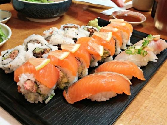 Sushi Geta Oakland