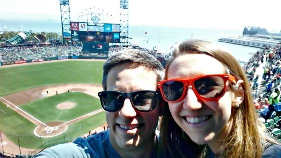 Nathan Brittany San Francisco Giants Baseball